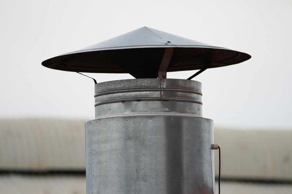 komin wentylacyjny